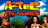 Aztec Treasure играть в казино Вулкан