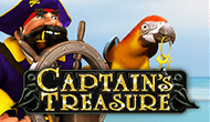 Captain's Treasure играть в казино Вулкан